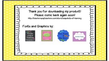 Digraph Stick Cards