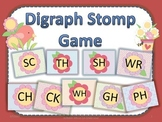 Digraph Stomp Game, Poster, Teaching Aid