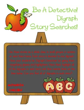 Digraph Story Searches