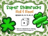 St. Patrick's Day Digraph Roll & Read FREE