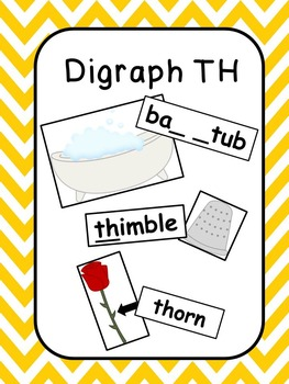 Digraph TH