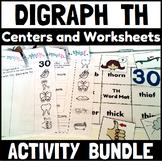 Digraph TH Activity Bundle