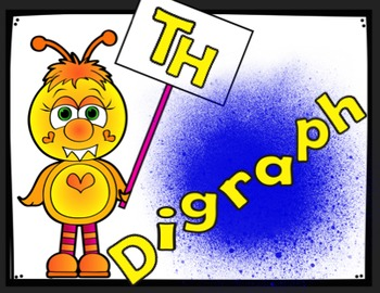 Digraph TH Flashcard Game