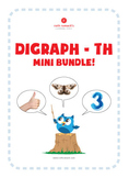 Digraph 'TH' Mini Bundle