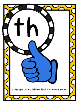 Digraph TH Packet