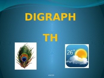 Digraph: TH Voiced PowerPoint Lesson