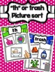 Digraph TH Word Work Centers