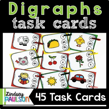 Digraph Clip Card