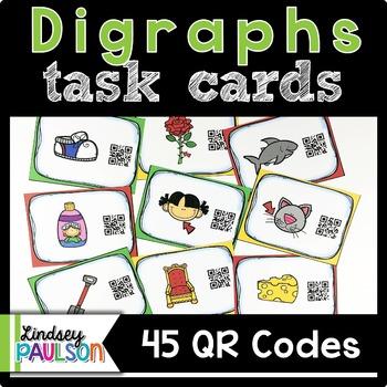Digraph Task Card