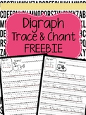 Digraph Trace & Chant FREEBIE