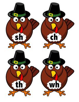 Digraph Turkeys