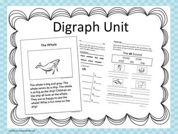 Digraph Unit