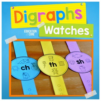 Digraphs Watches