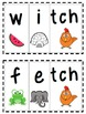 Digraph Word Cards