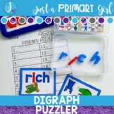 Digraph Word Center