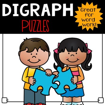 Digraph Word Puzzles
