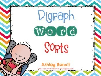 Digraph Word Sorts