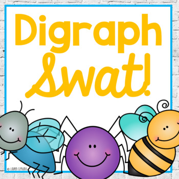 Digraph Word Swat Activity Ch Sh Th Wh