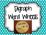 Digraph Word Wheels {25 Wheels!}
