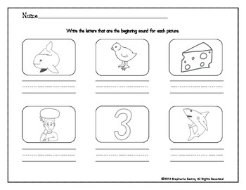 Digraph Worksheets: /sh/ /th/ /wh/ /ch/