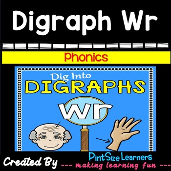 Digraph Wr No Prep