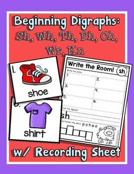 Digraph Write the Room