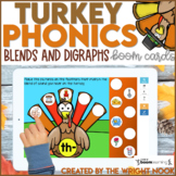 Thanksgiving Activities Digraph and Blends Practice | Digi