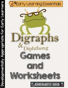 Digraph and Diphthong Games
