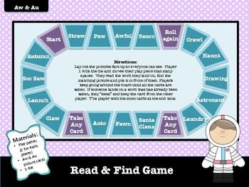 Digraph and Diphthong Sorts and Games