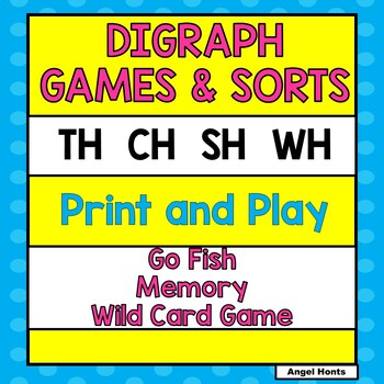 Digraph card game