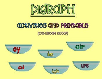 Digraph game and activity