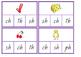 Digraph peg cards