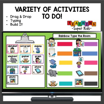 Digraphs Centers and activities