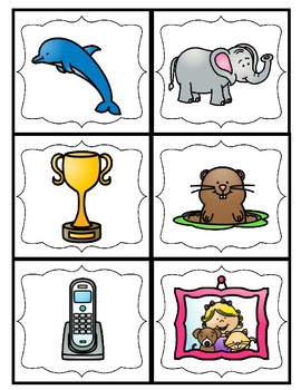 Digraph ph Activity and Printables