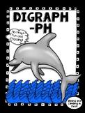 Digraph -ph word Work! - No Prep!
