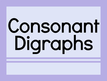 Digraph practice sheets for Sh, Th, and Ch