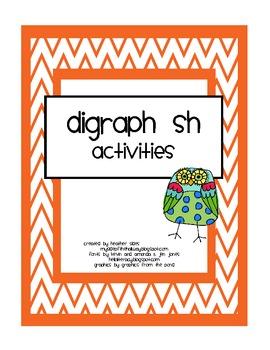 Digraph sh Activities