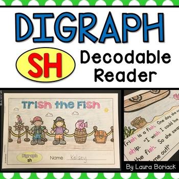Digraph sh Emergent Reader