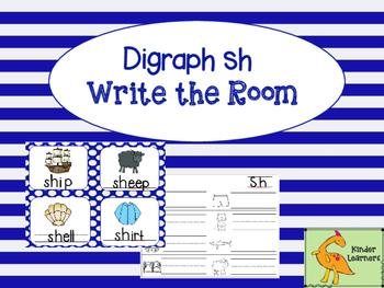 Write the Room sh