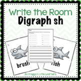 Digraph sh Write the Room