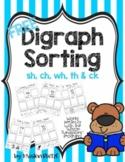 Digraph sorting