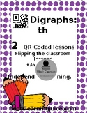 Digraph th: Find the picture Flipped classroom activity