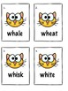 Digraph wh Write the Room