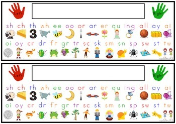 Digraph/Blends desk mat