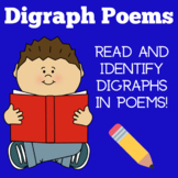 Digraph Poems | Digraph Activities | Digraph Worksheets