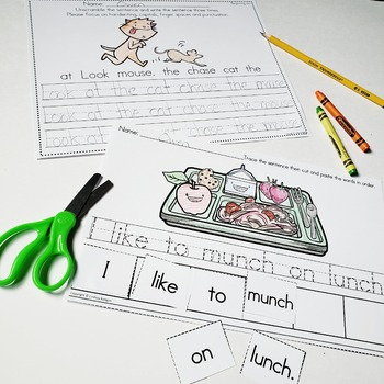 CH Digraph - Beginning and Ending Sounds