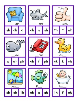 Digraphs - Clip Game