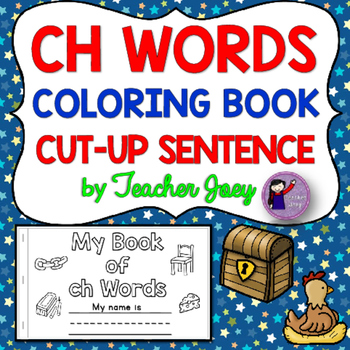 Ch Coloring Sheets