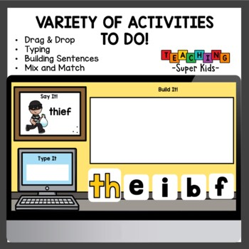 th Digraphs