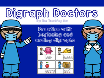 Digraphs {Digraph Doctors}